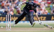 England dismisses New Zealand for 223 in 2nd ODI