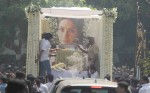 The end of an era: Sridevi cremated with state honours in Mumbai
