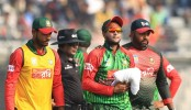 Shakib in Bangkok for treatment