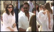 Sridevi last rites: Bollywood celebrities arrive to pay their respects