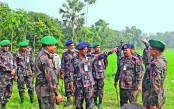 BGB put on high alert along Myanmar border