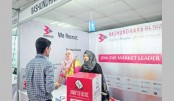 Job fair at IUB