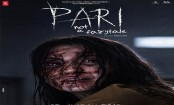 'Pari is not like the usual horror films in India'