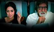 Amitabh Bachchan in an emotional tweet wants Sridevi back to life