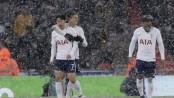 Llorente treble sees six-goal Spurs into FA Cup quarter-finals