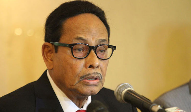 Jatiya Party to resign from Cabinet anytime: Ershad