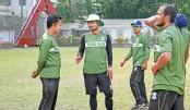 Premier cricket running on full rhythm