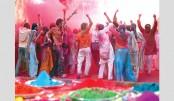 Doljatra, festival of colours
