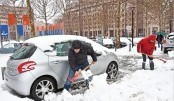 Deadly blizzards lash Europe