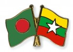 Flag meeting on Bangladesh-Myanmar border begins