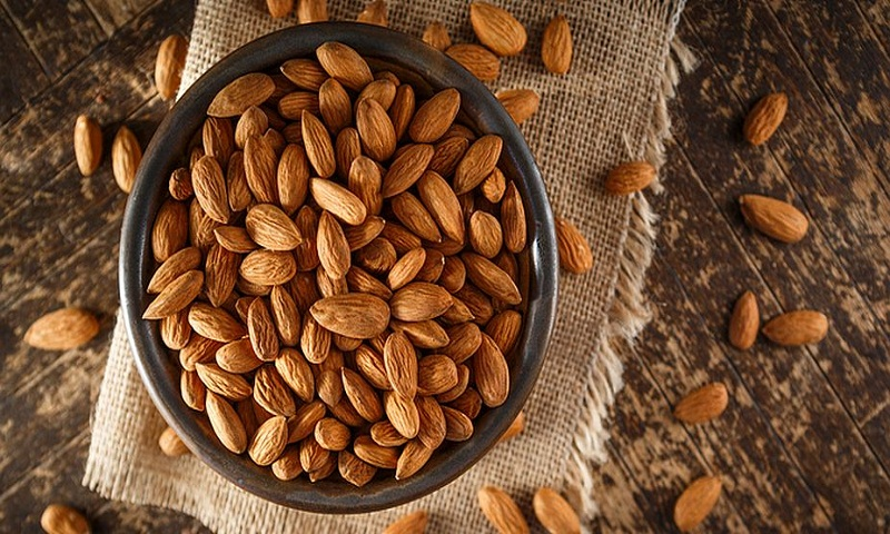Love almonds? Try a few recipes at home