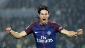 PSG rests Cavani, Mbappe to be ready for Champions League