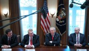 Trump defiant as tariffs spark global anger