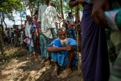 Int'l community urged to remain committed to Rohingya cause
