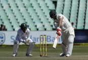 Smith falls but Australia rolls on to lead S Africa by 364