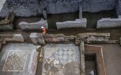 2nd-century military home uncovered in Rome