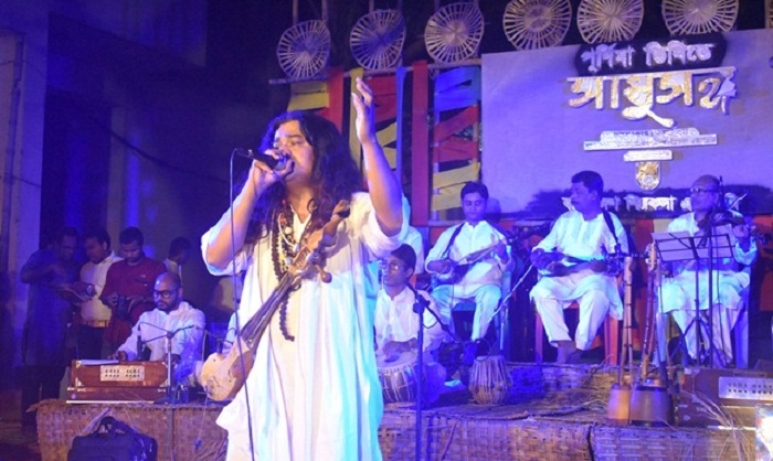 'Sadhusanga' held at Shilpakala Academy