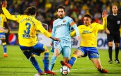 Barcelona still facing challenge for title from Atletico