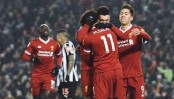 Liverpool up to second, Son rises as Spurs cruise