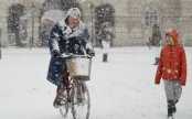 Europe hopes for respite from deep freeze