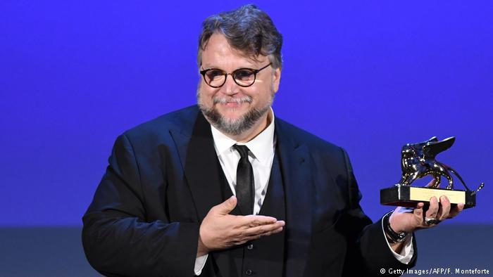 Guillermo del Toro wins best director at 2018 Oscars for 'The Shape of Water'