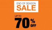 Big Sale Offer At Aarong
