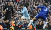 Man City beats Chelsea 1-0, leads EPL by 18 points