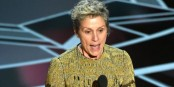 Best actress Oscar goes to 'Three Billboards' star Frances McDormand