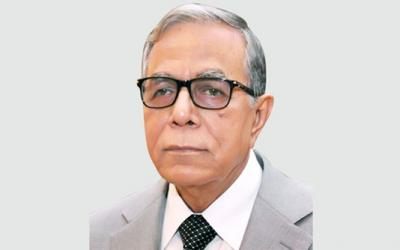 President mourns death of Ferdousi Priyabhashini