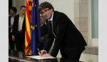 Catalan parliament begins search for new leader