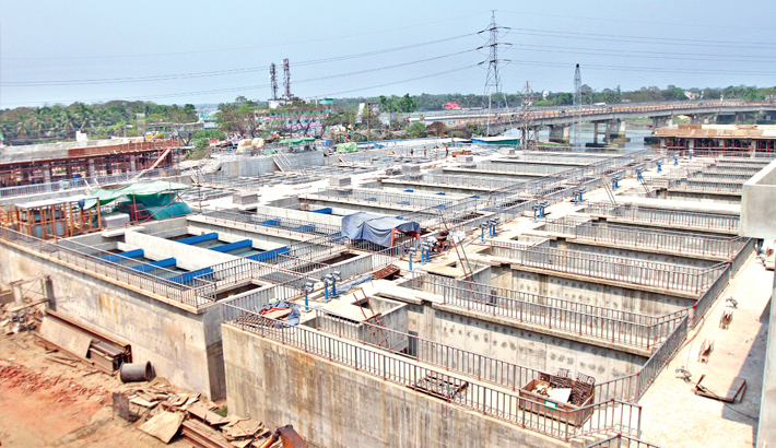 Madunaghat Water Treatment Plant to start production by June