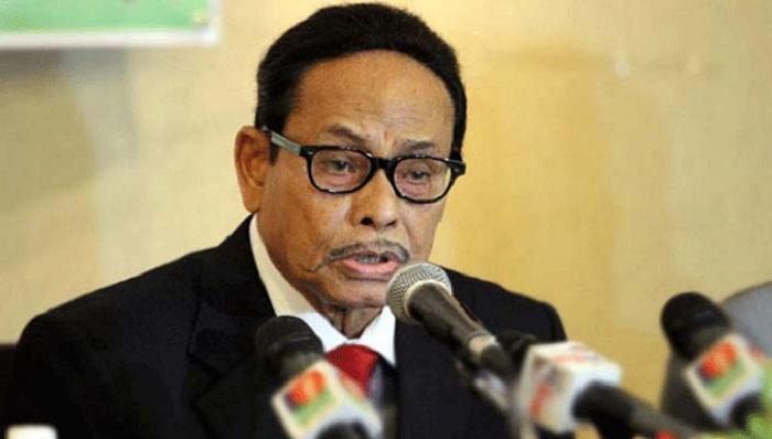 JP chairman Ershad has no trust in EC