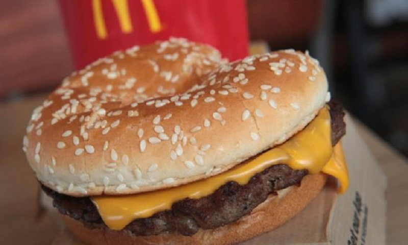 McDonald's to switch to fresh beef in US restaurants