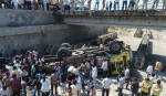 30 killed as wedding party truck overturns in India
