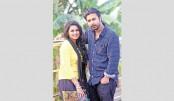Tisha pair up with Nisho for Ebong Megher Akash