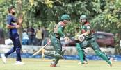 Litton, Mushfiqur shine in Nidahas Trophy warm-up