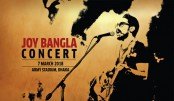 Joy Bangla Concert today