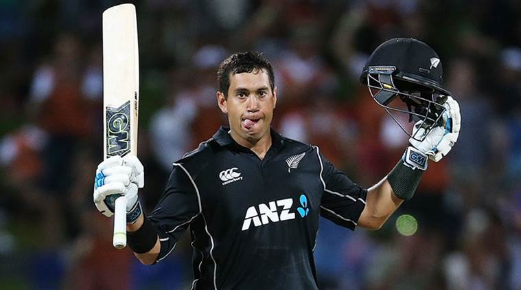 Ross Taylor's 181 powers New Zealand to 5-wicket win over England