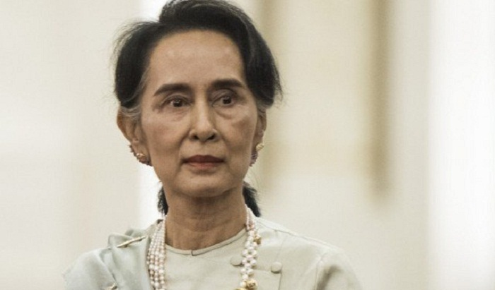 US Holocaust Museum strips Suu Kyi of rights award