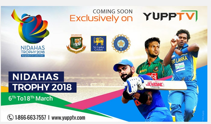 India invites Tigers to bat first in Nidahas Trophy
