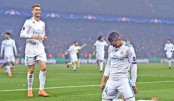 Ronaldo strikes as Real dump PSG out of Europe
