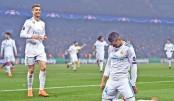 Ronaldo strikes as Real dump PSG out of Europe