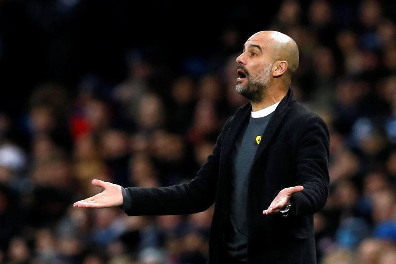 Guardiola critical of much-changed City despite making last eight