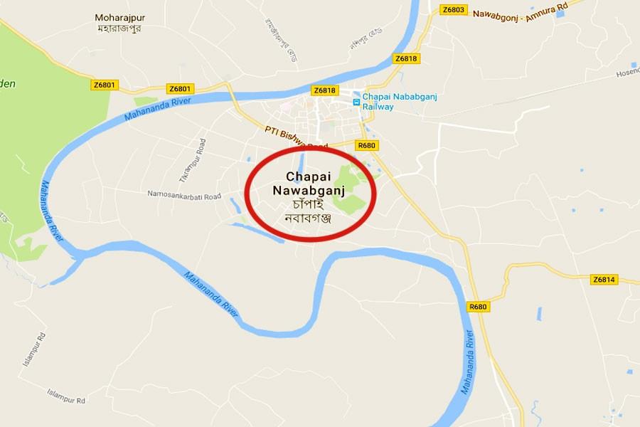 'Robber' lynched in Chapainawabganj