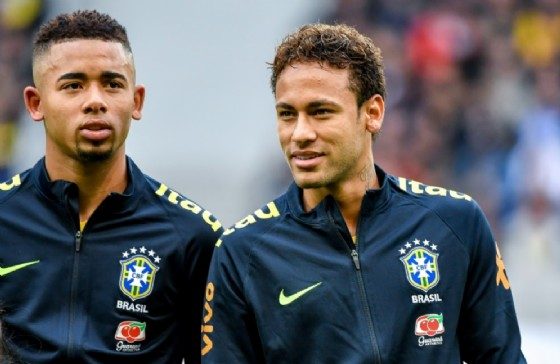 'Fighter' Neymar will be fine for World Cup: Jesus