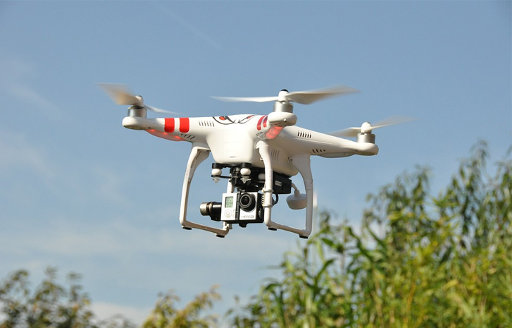 Aussie researchers develop drone capable of reading person's heart rate