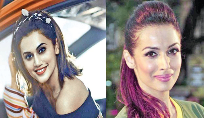 Taapsee, Malaika urge women to take up self-defence