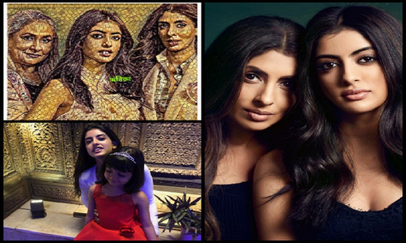 Amitabh Bachchan discriminates between Aishwarya Rai Bachchan and Shweta Bachchan; Fans slam him
