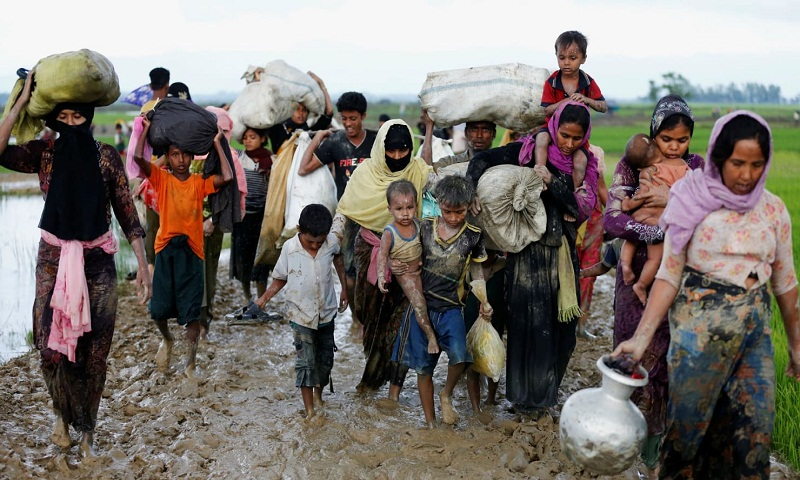 More than 43,000 Rohingya parents may be missing, Experts fear they are dead