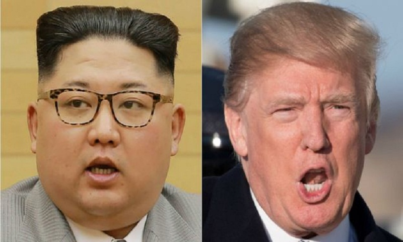 Trump and North Korea's Kim Jong-un to meet 'as soon as possible'